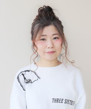 DIVA hair 店長 林田 香織